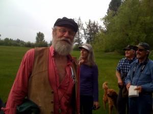 Native Grasses ID Don Gayton